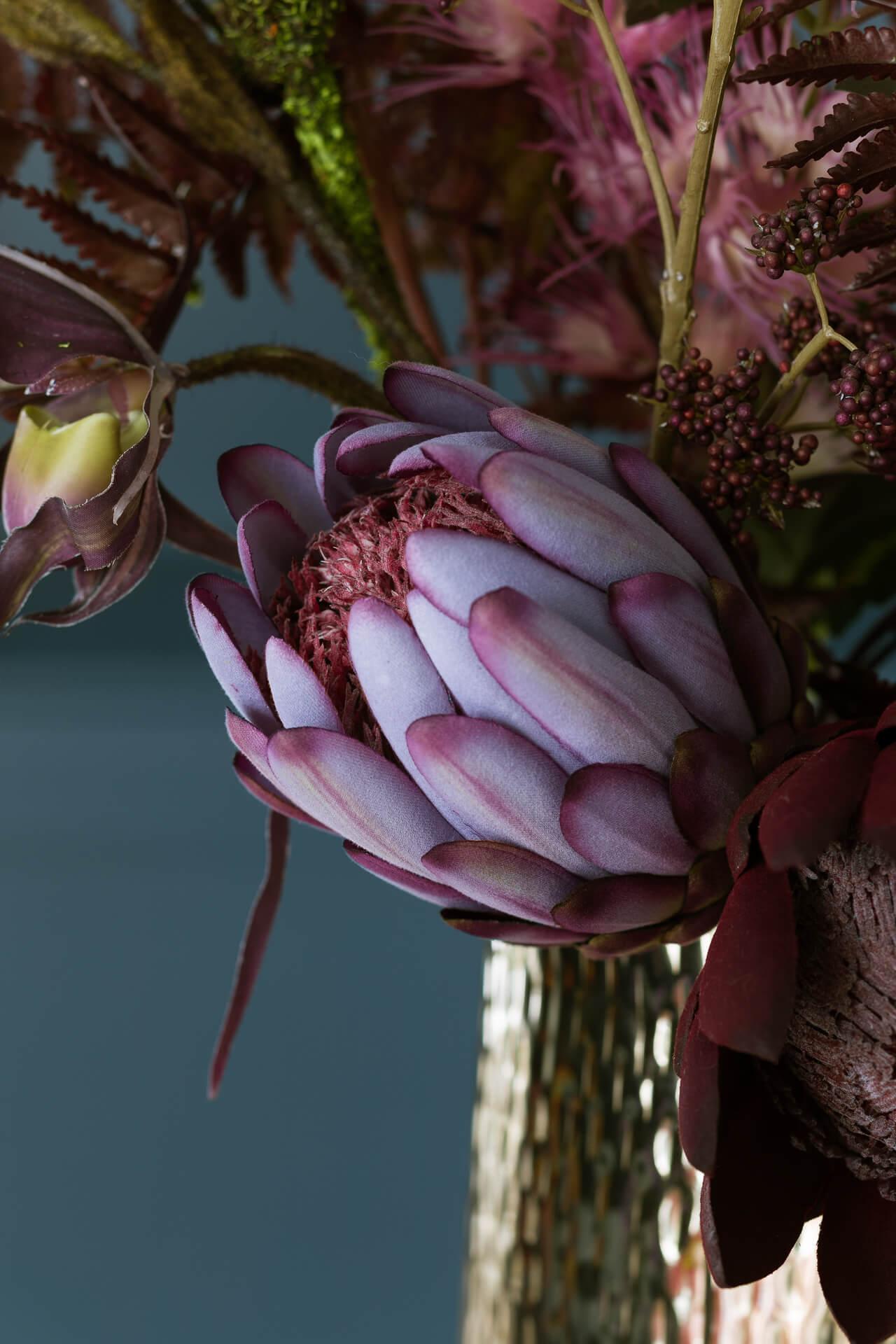künstliche Blumendekorationen
