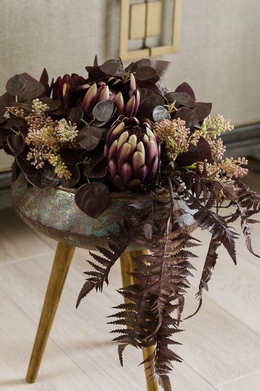Agawa elegant artificial flowers whlesale
