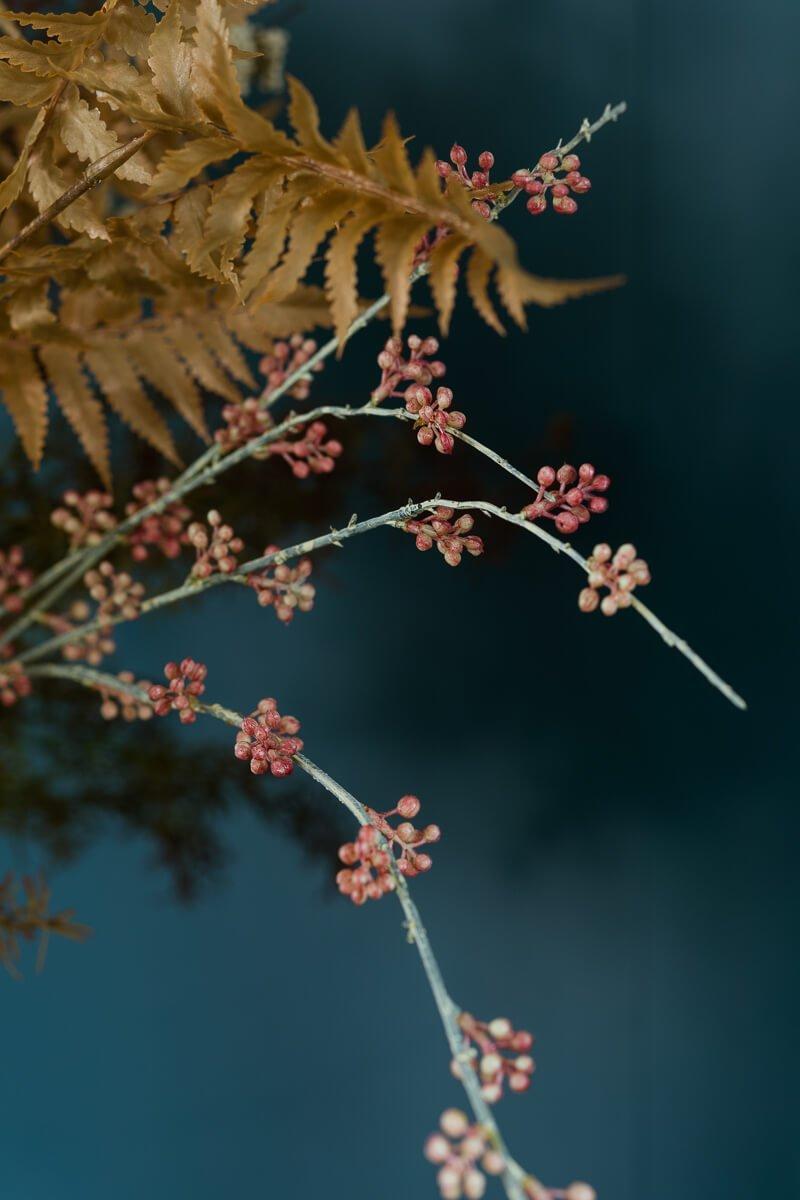 autumn artificial flowers importer