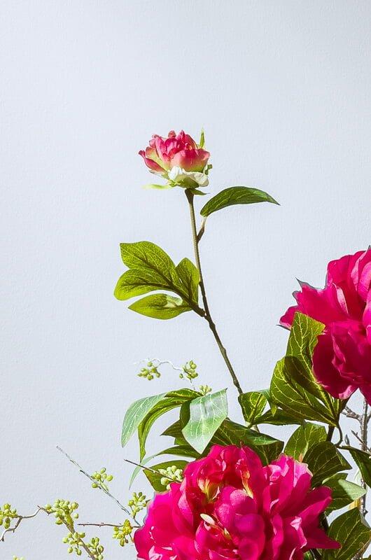 summer artificial flowers AGAWA