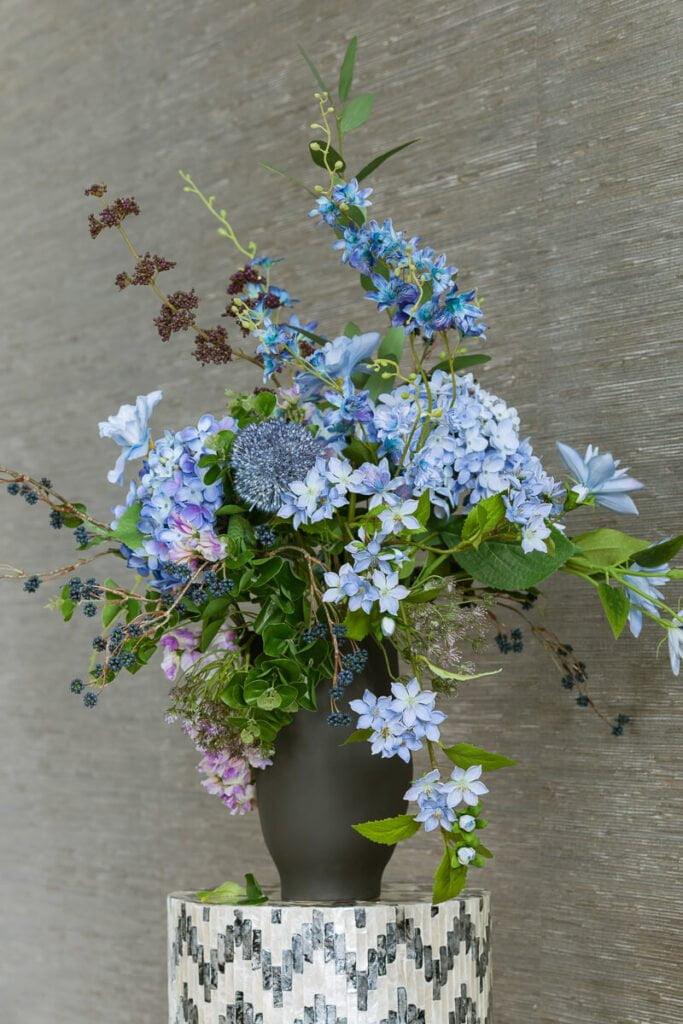 luxury artificial flowers whlolesale