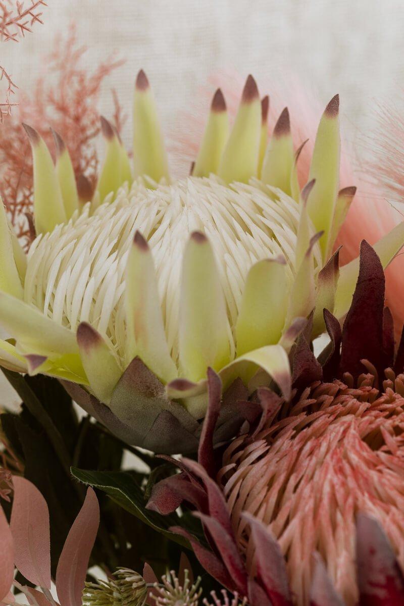 summer artificial flowers