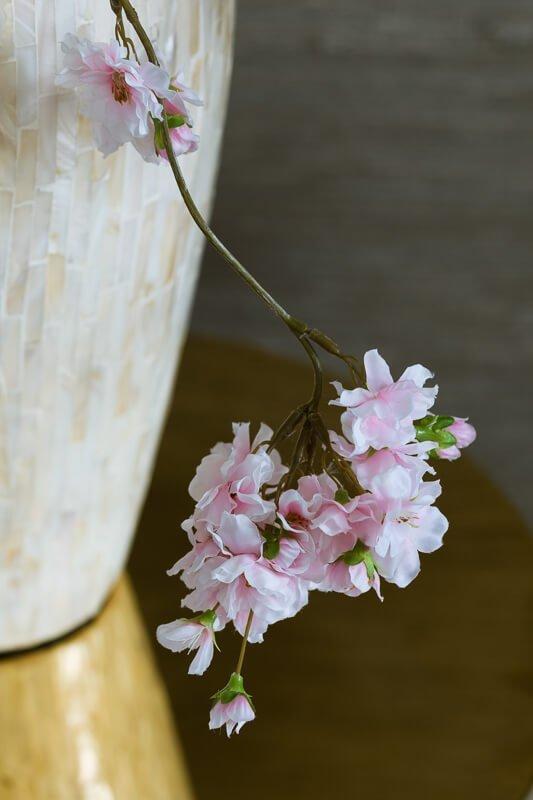 artificial apple blossom
