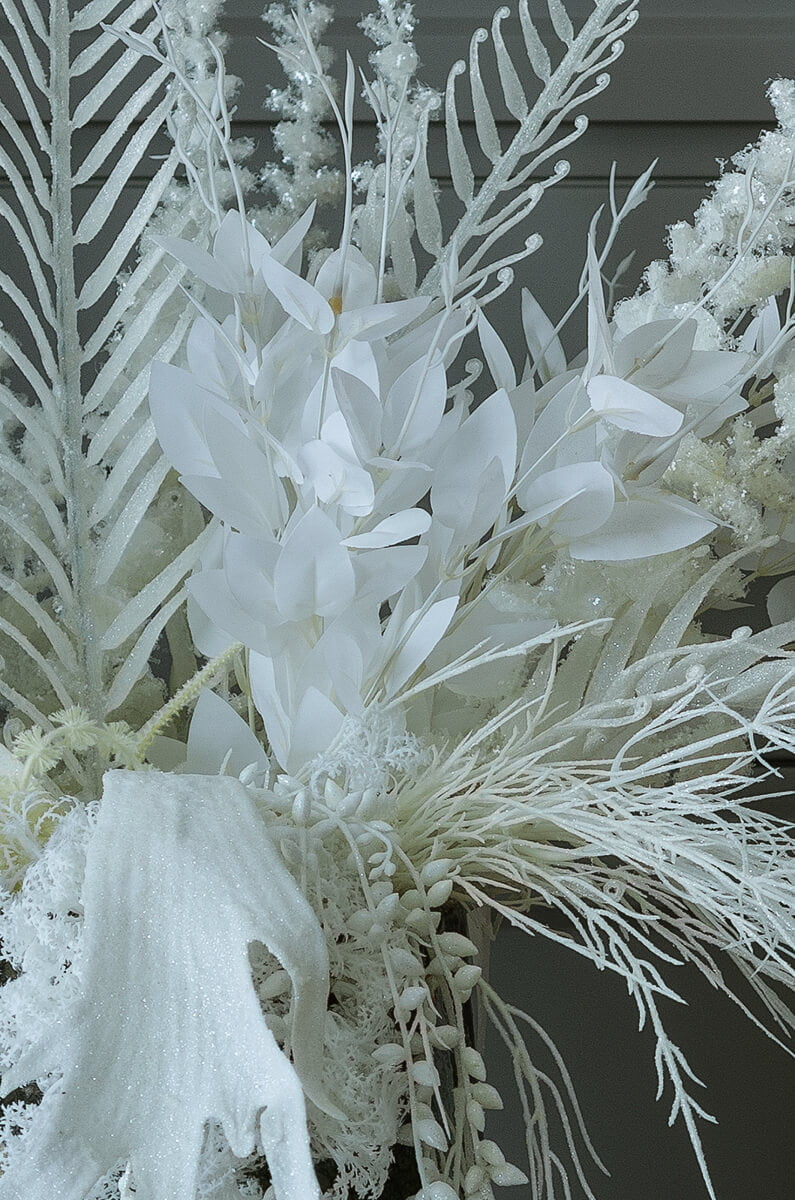 winter artificial flowers AGAWA importer Poland