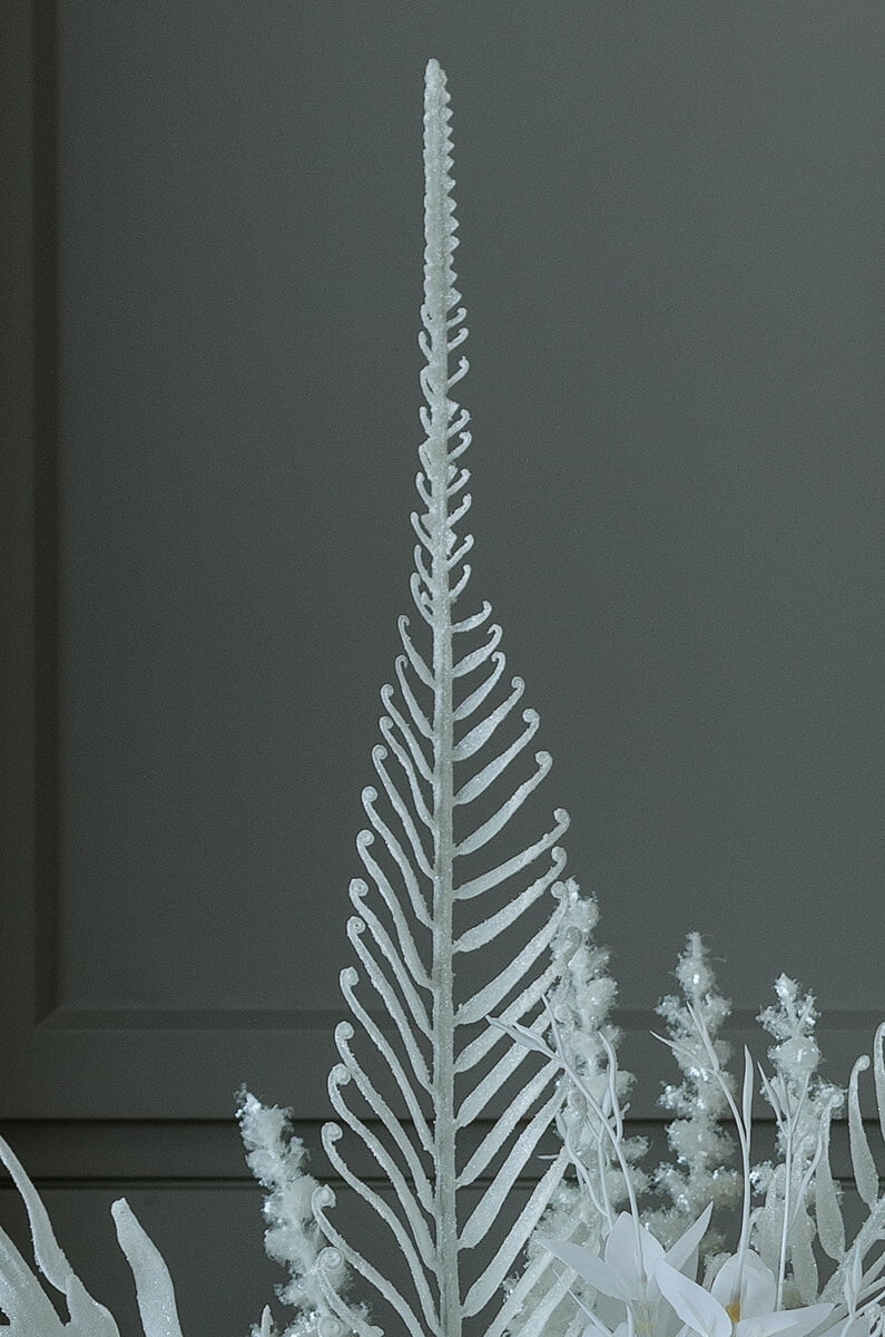 winter artificial flowers by AGAWA