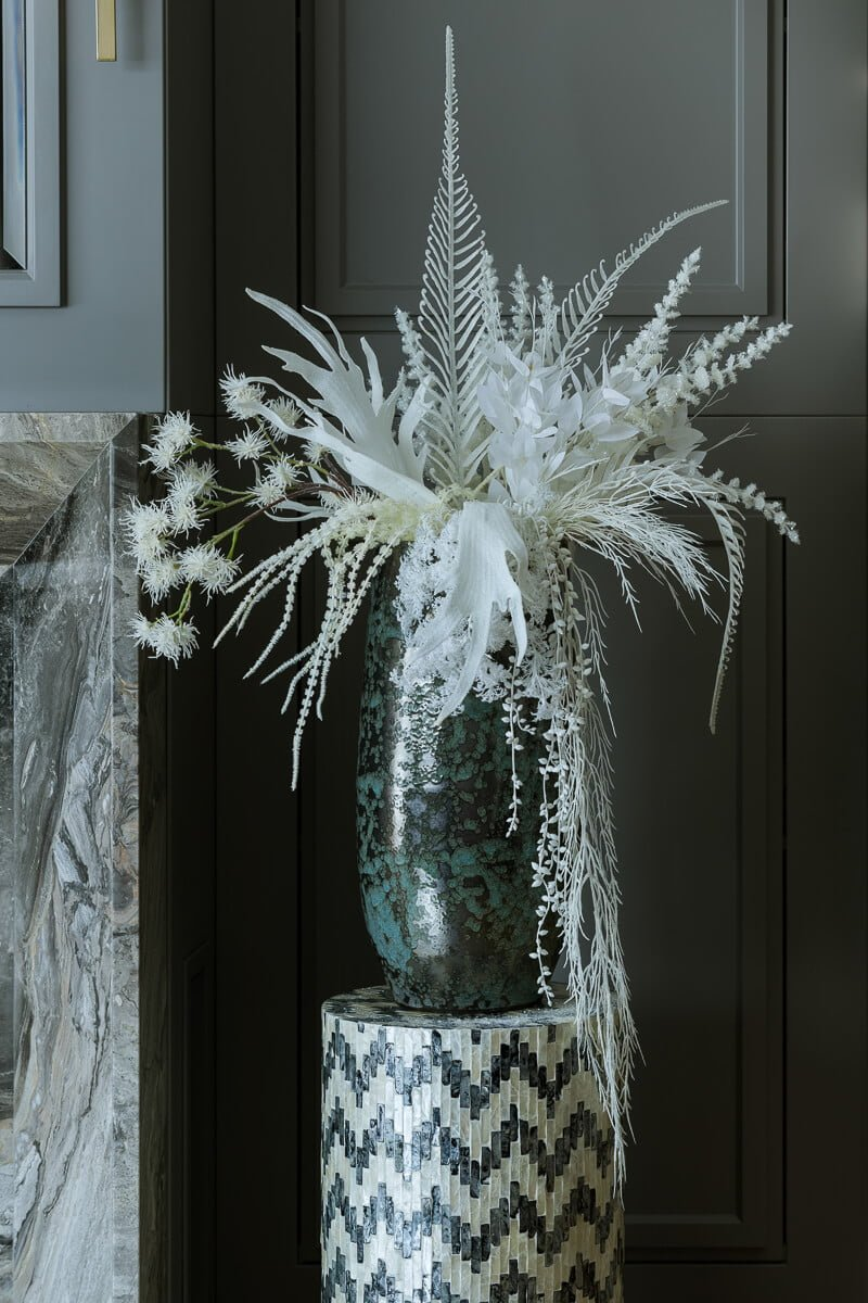 winter artificial flowers AGAWA wholesale
