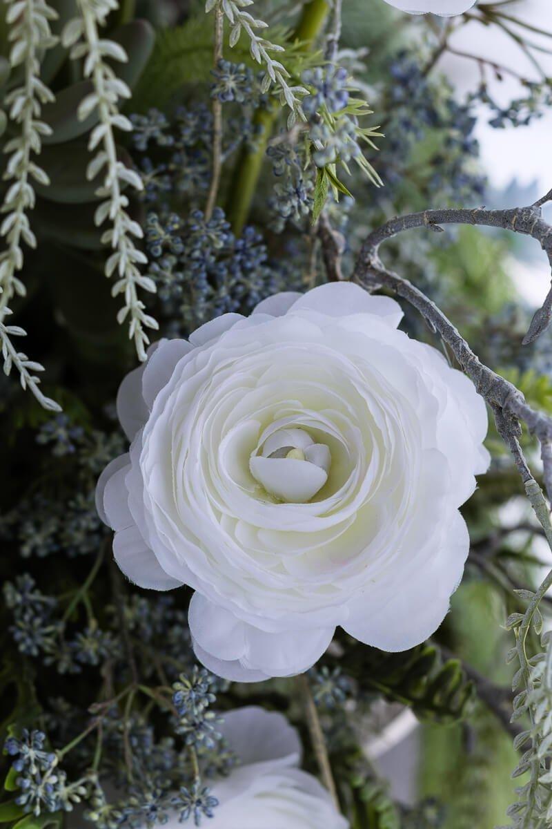 artificial flowers in bulk